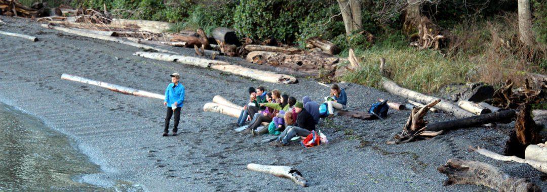 Beach, ocean, students, school programs