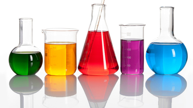 science experiments chemistry beakers camps spring
