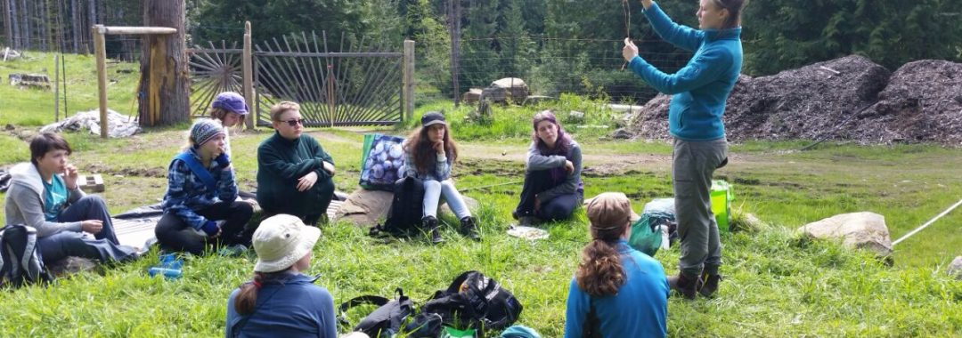 Edible Forest program, Forest Garden, Girl Scouts