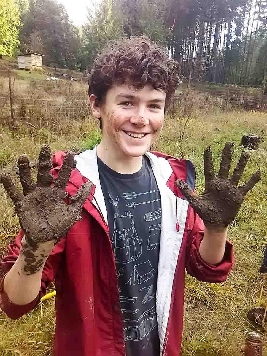 A new soil expert.