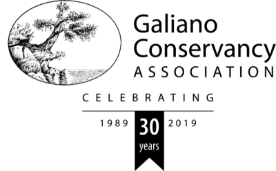Galiano Conservancy Association Logo