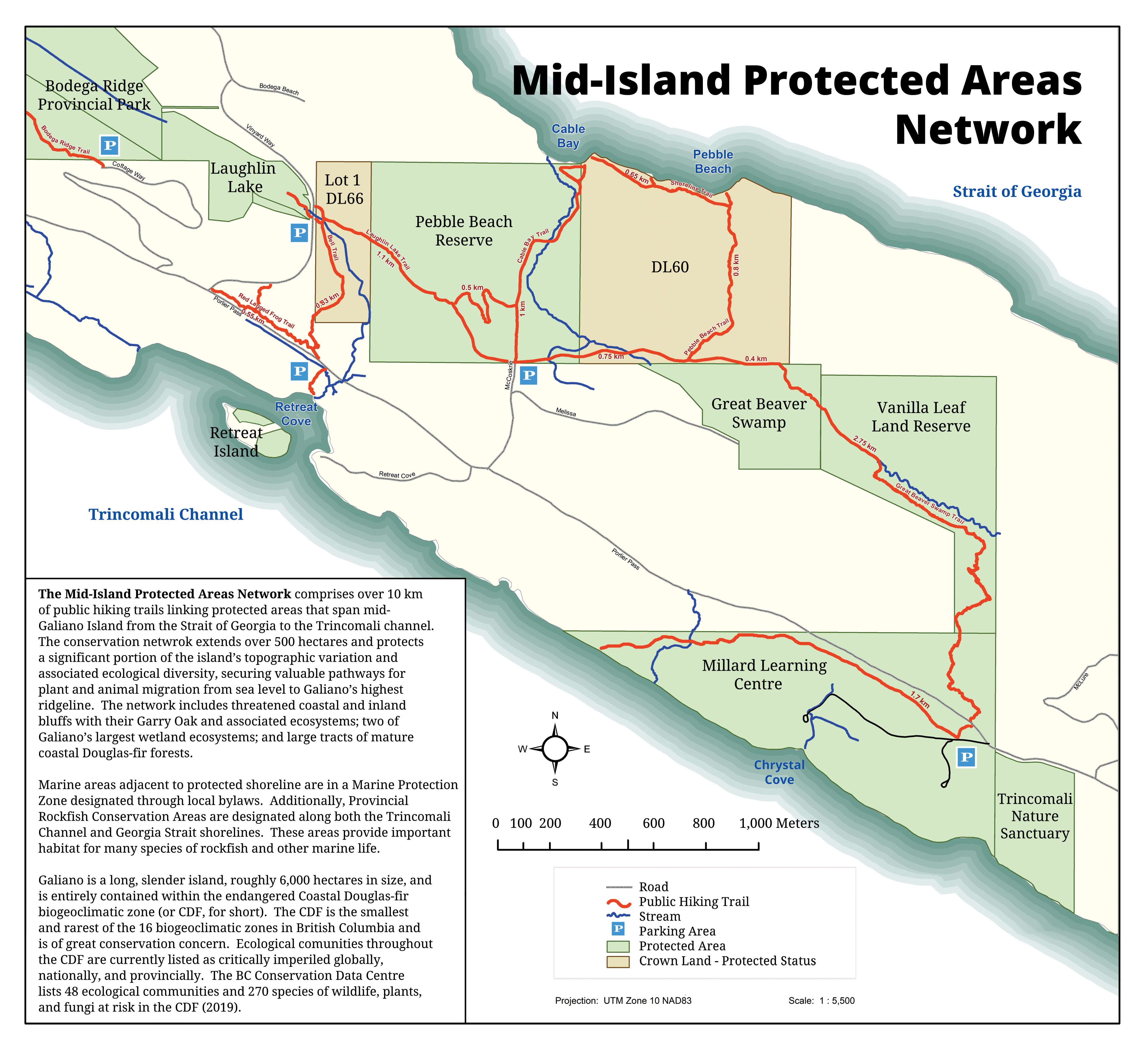 The Millard Learning Centre - Galiano Conservancy ociation on